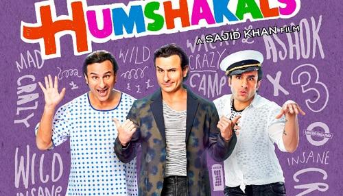 'हमशक्ल्स' (रिव्यू) : तीन-तीन भूमिकाओं से उलझी फिल्म, सैफ पर भारी पड़े रितेश