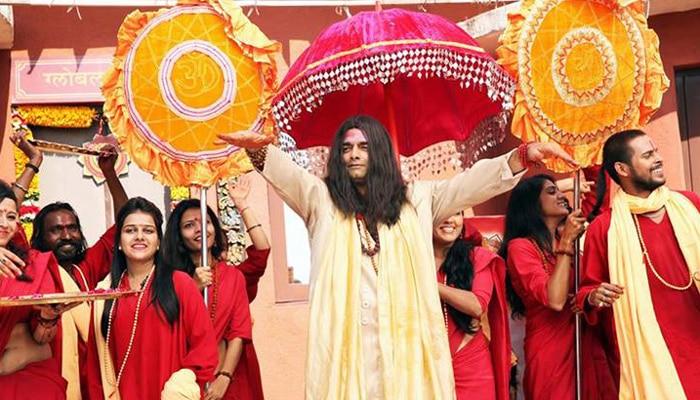 धार्मिक अंधविश्वास पर कटाक्ष करती है फिल्म 'ग्लोबल बाबा'
