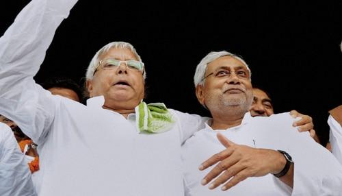 भाजपा को सत्ता से दूर रखने के लिए लालू से हाथ मिलाया है: नीतीश