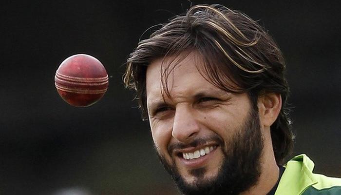 पाकिस्तान की टी-20 टीम के कप्तान नियुक्त किए गए अफरीदी