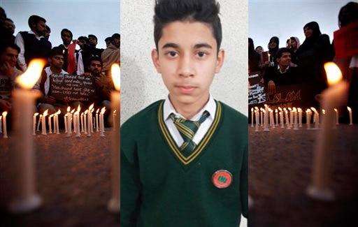 पेशावर स्कूल हमला: दाऊद को छोड़ मारे गए 9वीं क्लास के सारे बच्चे