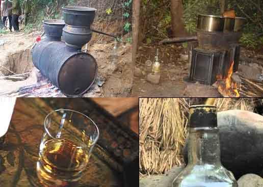 पुलिस, आबकारी विभाग के गठजोड़ से फल-फूल रहा है अवैध शराब का धंधा: तहक़ीक़ात