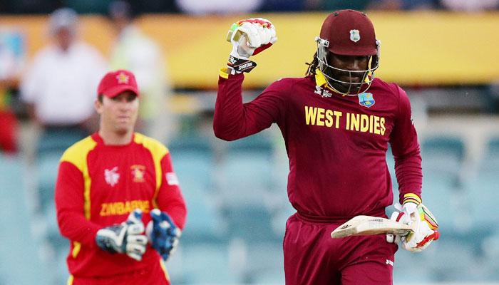 क्रिकेट वर्ल्ड कप में डबल सेंचुरी बनाने वाले पहले बल्लेबाज बने क्रिस गेल