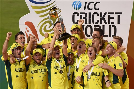 'विश्व कप 2015' क्रिकेट के इतिहास का सबसे लोकप्रिय वर्ल्ड कप: श्रीनिवासन