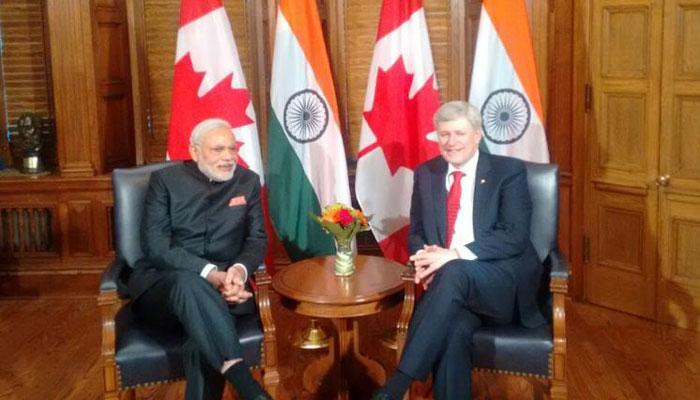 LIVE : PM मोदी ने कहा- असैन्य परमाणु ऊर्जा संयंत्रों के लिए कनाडा से यूरेनियम खरीदेगा भारत