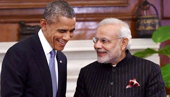राजनीति, सुरक्षा संबंधी सहयोग बढ़ाने का काम करेगी मोदी-ओबामा की बैठक: US