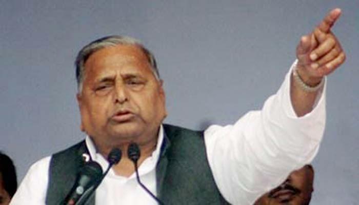 बिहार चुनाव पर बोले मुलायम- 'माहौल बीजेपी के पक्ष में है'