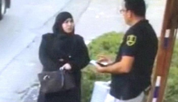 शॉकिंग वीडियो: फिलिस्तीनी महिला ने इजरायली सुरक्षा गार्ड को घोंपा छुरा और फिर...