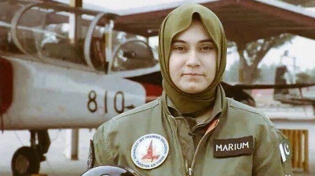 प्लेन क्रैश में पाक की पहली महिला फाइटर पायलट की मौत