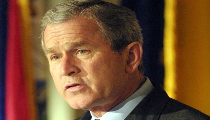 'जॉर्ज बुश के कारण हुआ आईएसआईएस का गठन'