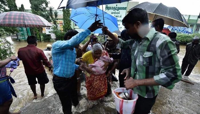 देश से कटा चेन्नई बना द्वीप, अगले तीन दिनों तक हो सकती है भारी बारिश, PM मोदी ने हालात पर की बैठक