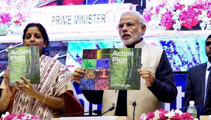 PM मोदी ने लॉन्च की 'स्टार्टअप इंडिया' योजना; बताया एक्शन प्लान, 3 साल तक आयकर और निरीक्षण से होगी छूट