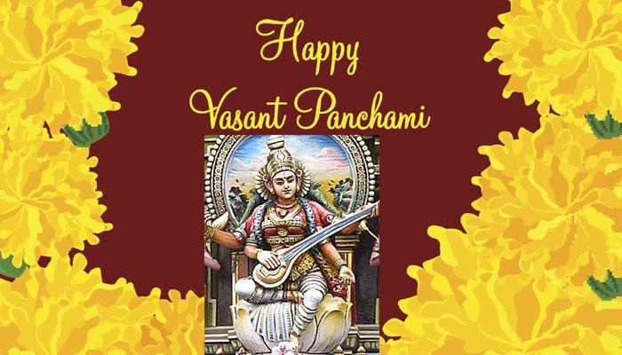 बसंत पंचमी का महत्व और इस दिन देवी सरस्वती की ही पूजा क्यों?