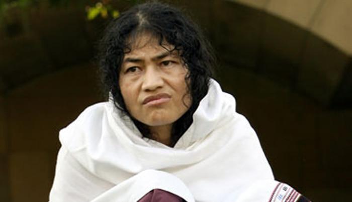 कोर्ट के आदेश के बाद न्यायिक हिरासत से रिहा हुईं इरोम शर्मिला