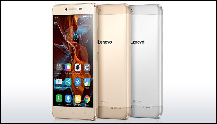 Lenovo ने बेहतरीन खूबियों वाला सस्ता स्मार्टफोन वाइब K5 प्लस किया लॉन्च