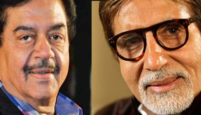 शत्रुघ्न सिन्हा ने कहा अमिताभ बच्चन को बनाया जाए अगला राष्ट्रपति