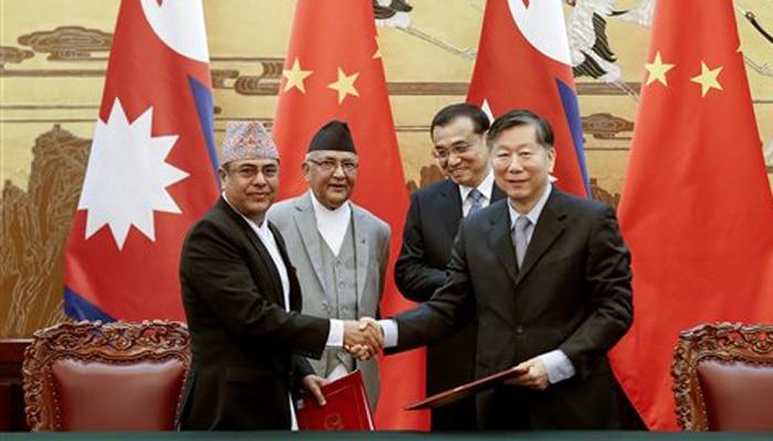 भारत पर अत्यधिक निर्भरता कम करने के लिए है नेपाल-चीन समझौता : मीडिया