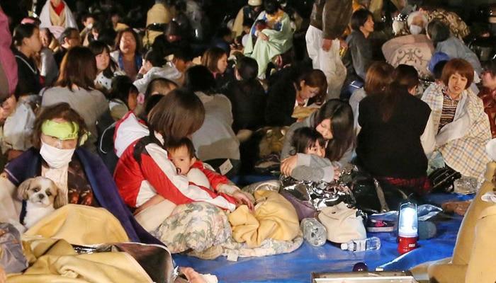 दक्षिणी जापान में शक्तिशाली भूकंप; दो लोगों की मौत, 45 घायल