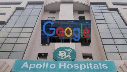 अपोलो हॉस्पिटल ने भारत में गूगल हेल्थ कार्ड से हाथ मिलाया