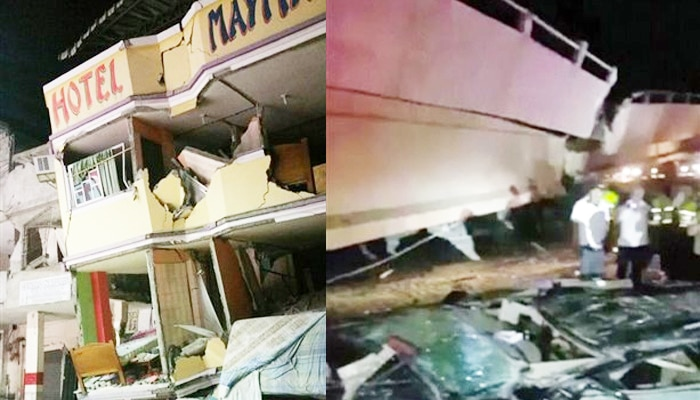 इक्वाडोर में भीषण भूकंप से अब तक 77 की मौत, 588 से ज्यादा लोग घायल, सुनामी की चेतावनी