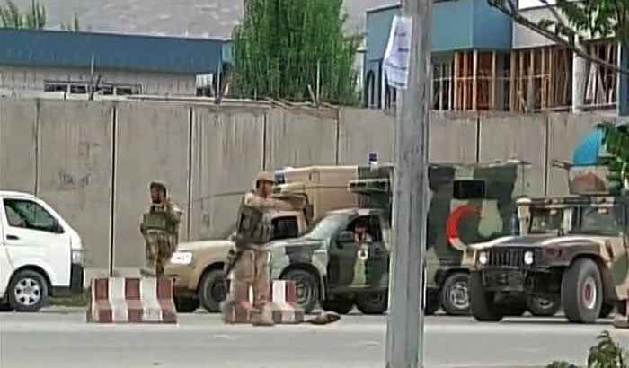 काबुल में अमेरिकी दूतावास के पास जोरदार धमाका, 28 लोगों की मौत