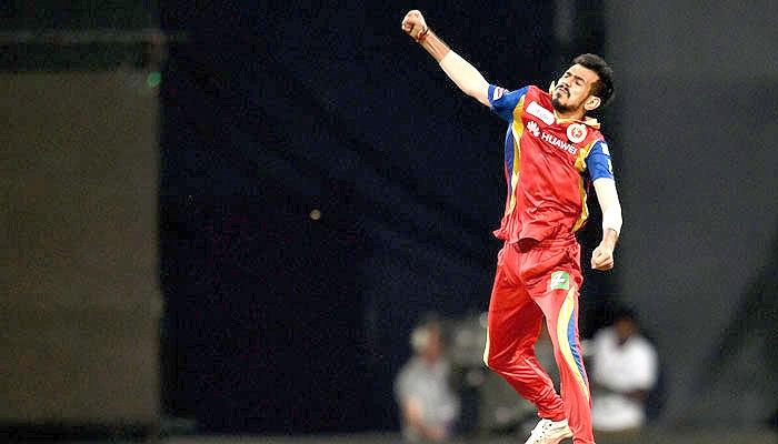गावस्कर ने आईपीएल 9 में से युजवेंद्र चाहल को सर्वश्रेष्ठ युवा प्रतिभा चुना