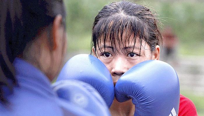 मैरीकोम ने जताया दुख कहा, 'भारत में मुक्केबाजी खत्म हो गई है'