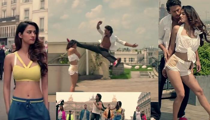 'बेफिक्रा' में दिशा और टाइगर की रोमांटिक अदाएं, Hot Video में देखिए जबरदस्त डांस