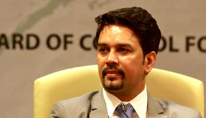 बीसीसीआई की जड़ें काटने की कोशिश की जा रही हैं:अनुराग ठाकुर