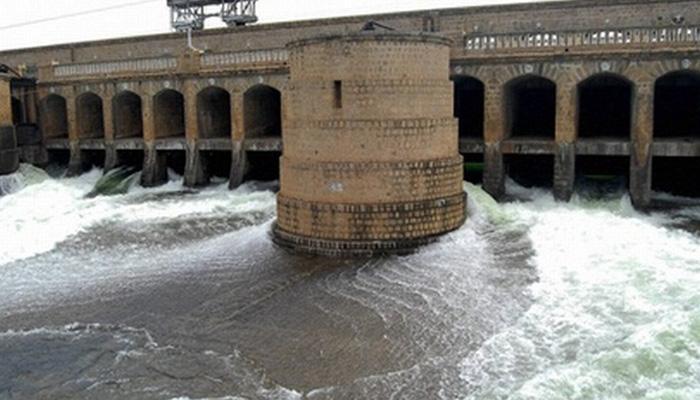 सुप्रीम कोर्ट ने  कर्नाटक को 3 दिनों में तमिलनाडु के लिए 6,000 क्यूसेक पानी देने को कहा