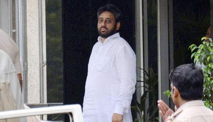 वक्फ बोर्ड भर्ती घोटाला: एसीबी ने की AAP विधायक अमानतुल्ला खान से पूछताछ