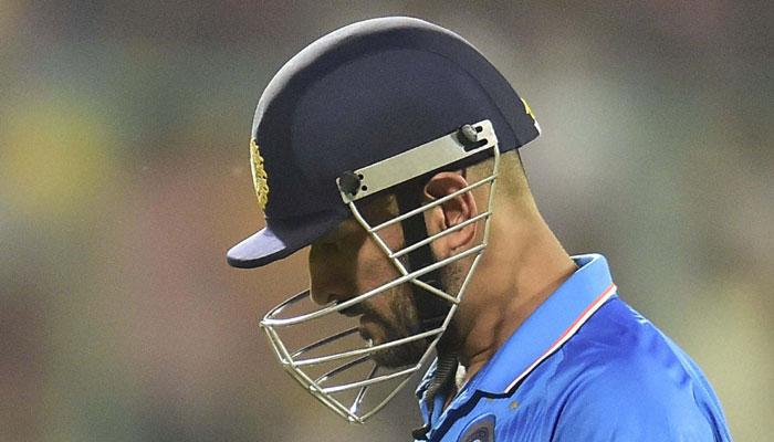 कोटला वनडे में हार का ठीकरा धोनी ने बल्लेबाजों के सिर फोड़ा
