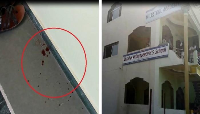 9वीं क्लास के बच्चे ने टीचर को मारी गोली