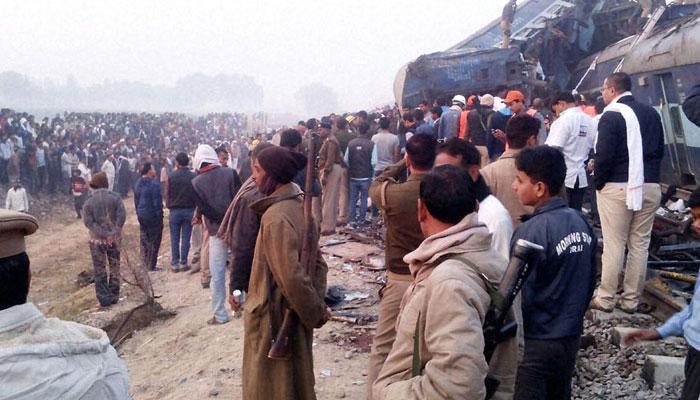 इंदौर-पटना एक्सप्रेस हादसा: अबतक 146 लोगों की मौत, बचाव अभियान खत्म