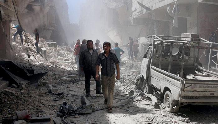 अलेप्पो पर फिर से कब्जे के बाद सीरिया की सेना के हौसले बुलंद