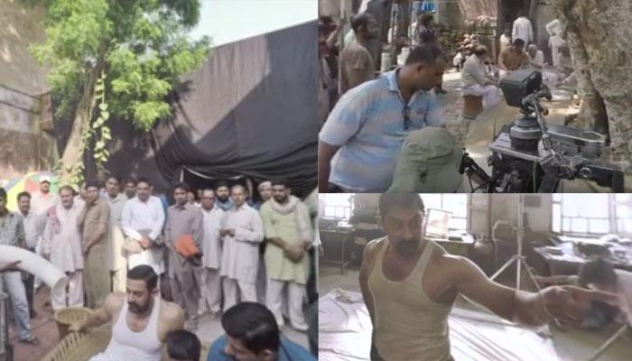 DANGAL MOVIE: पर्दे के पीछे की 'कहानी', VIDEO में देखिए कैसे हुई 'दंगल' की शूटिंग