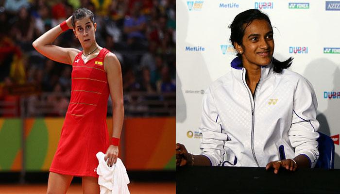 रियो ओलिंपिक में पीवी सिंधु को मिली इनामी राशि सुनकर हैरान हो गईं गोल्ड विजेता कैरोलिना मारिन!