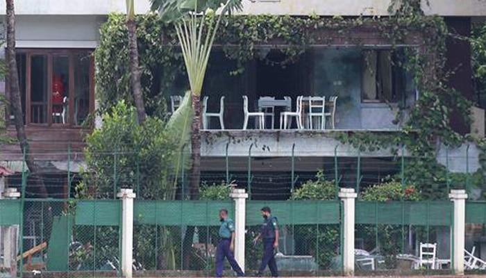 बांग्लादेश में ढाका कैफे पर हमले का 'सरगना' गिरफ्तार
