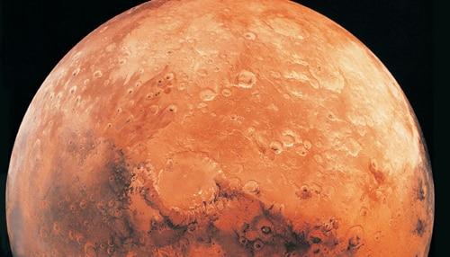 मंगल ग्रह पर दो अरब साल पुराने ज्वालामुखी का पता चला