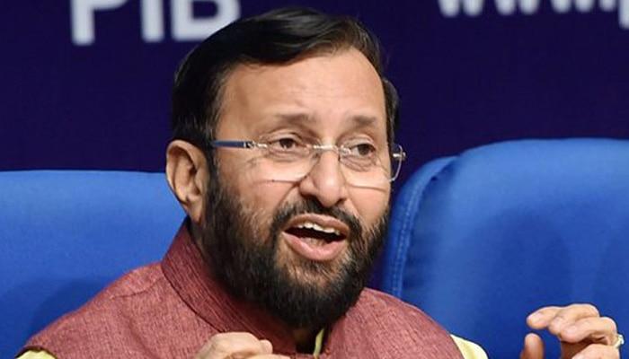 कांग्रेस को PM के भाषण में खलल डालने के लिए माफी मांगनी चाहिए: जावड़ेकर