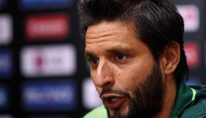 पाकिस्तानी क्रिकेटर शाहिद अफरीदी ने अंतरराष्ट्रीय क्रिकेट से लिया संन्यास