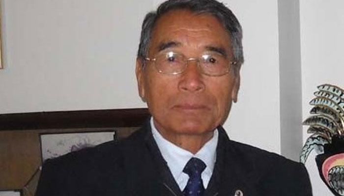 शुरहोजेली लीजित्सू ने नगालैंड के मुख्यमंत्री के तौर पर शपथ ली