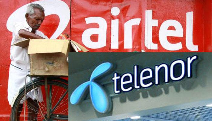 टेलीनॉर इंडिया को खरीदेगी भारती एयरटेल