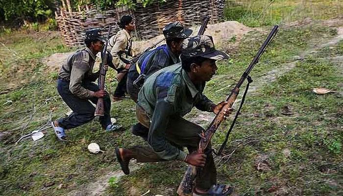 सुकमा में नक्सली हमला, CRPF के 12 जवान शहीद