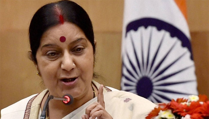 दिल्ली में जर्मन नागरिक पर हमला करने वाले आरोपी गिरफ्तार, सुषमा ने रिपोर्ट मांगी