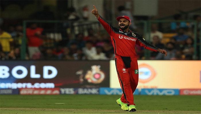 VIDEO : कोहली 'द सुपरमैन' ने लपका ऐसा कैच, बल्लेबाज भी रह गया सन्न