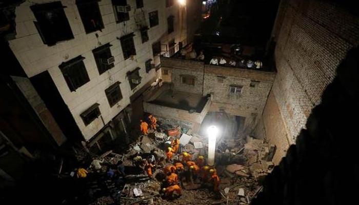 भरतपुर में मौत की बारात : मैरिज होम की दीवार गिरने से 4 बच्चों सहित दो दर्जन लोगों की मौत