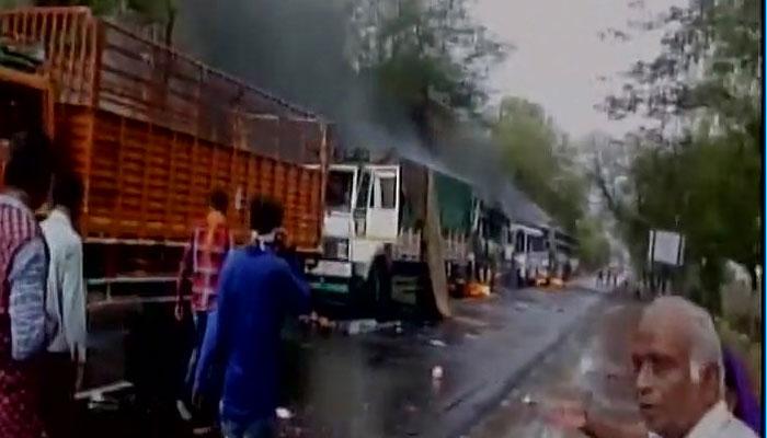 हिंसाग्रस्त मंदसौर के DM, SP समेत 8 IAS और IPS अधिकारियों के तबादले