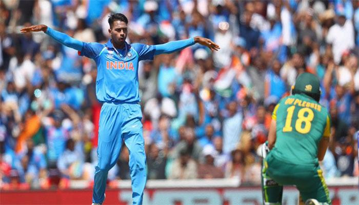 चैंपियंस ट्रॉफी 2017 : 'दादा' को नहीं था इस खिलाड़ी पर विश्वास, मैच में बन गया 'कुंग फू पांड्या'