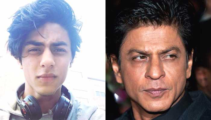 ...ये क्या शाहरुख खान के बेटे आर्यन ने पापा को किया Ditch!